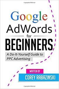 Sampul Google AdWords for Beginners