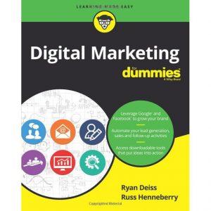 Sampul Digital Marketing For Dummies