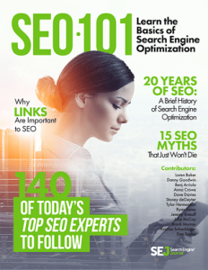 Sampul SEO for Beginners: An Introduction to SEO Basics