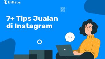 cara jualan di instagram