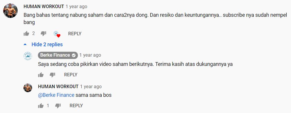 cara menambah viewer youtube dengan komentar