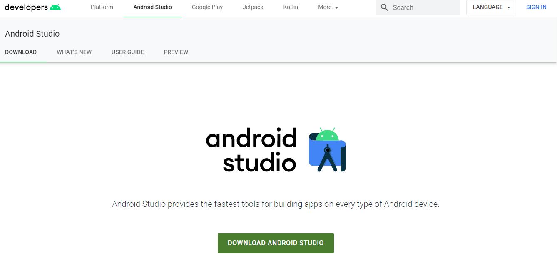 android studio emulator android terbaik