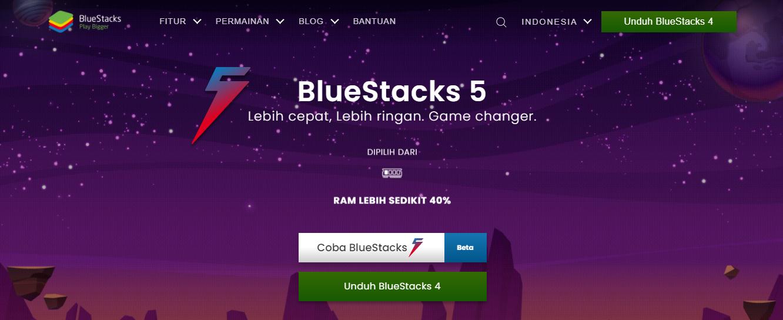 bluestack emulator android terbaik