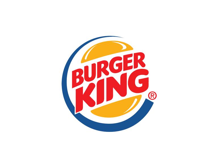 contoh desain logo burger king
