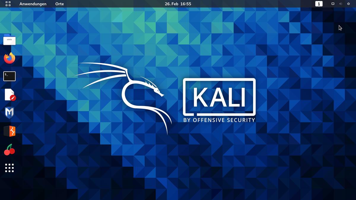 distro linux terbaik Kali Linux