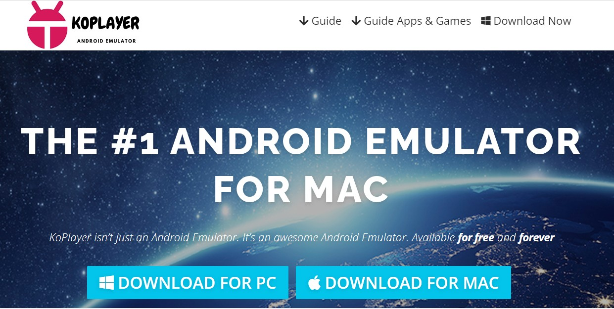 ko player emulator android terbaik