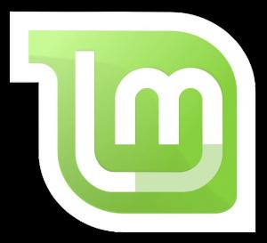 logo distro linux mint