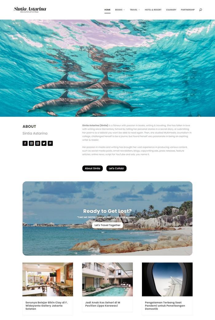 homepage blog sintiaastarina