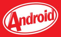 logo android kitkat