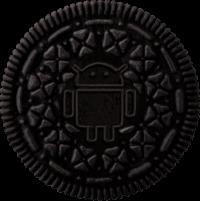 logo android oreo