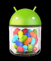 logo android jelly bean