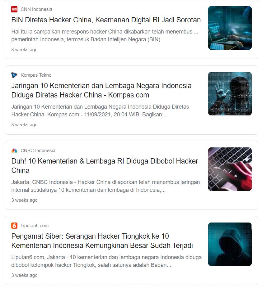 kasus hacking di indonesia